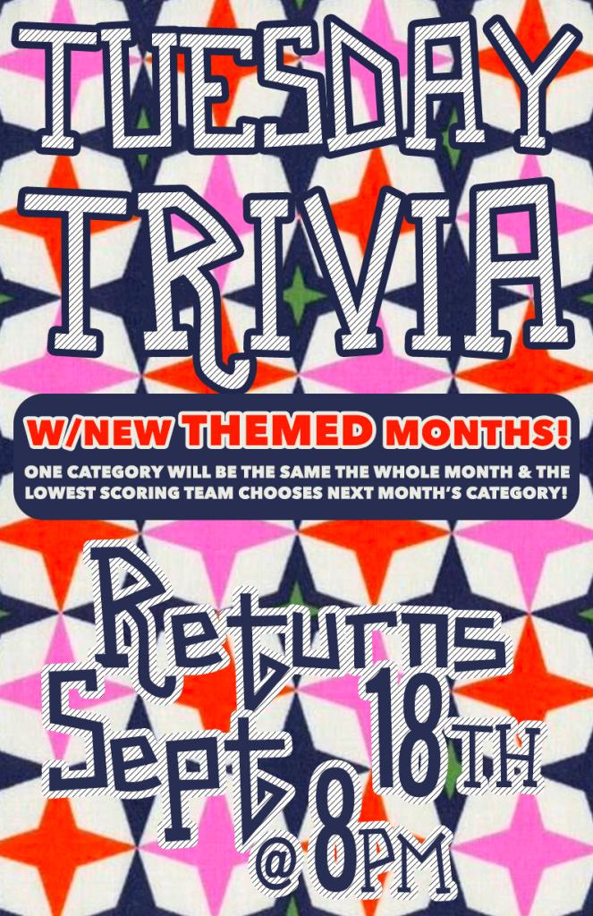 Tavern Trivia S06 Poster