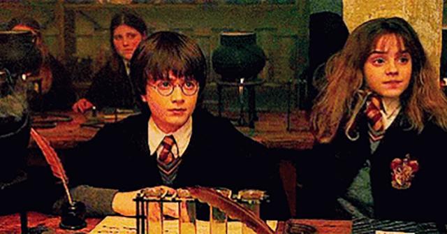 hermione hand